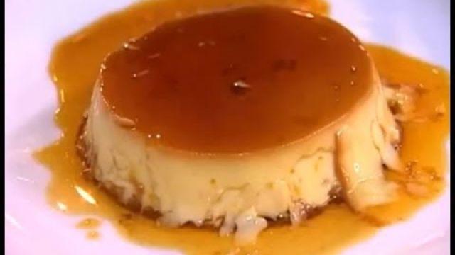 Crème caramel (Flan) |  كريم كراميل