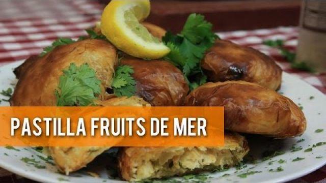 Recette : Pastilla Fruits de Mer (Recette du Ramadan)