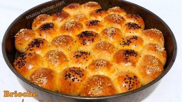 Brioche ruche d'abeille خلية النحل /Honeycomb bread
