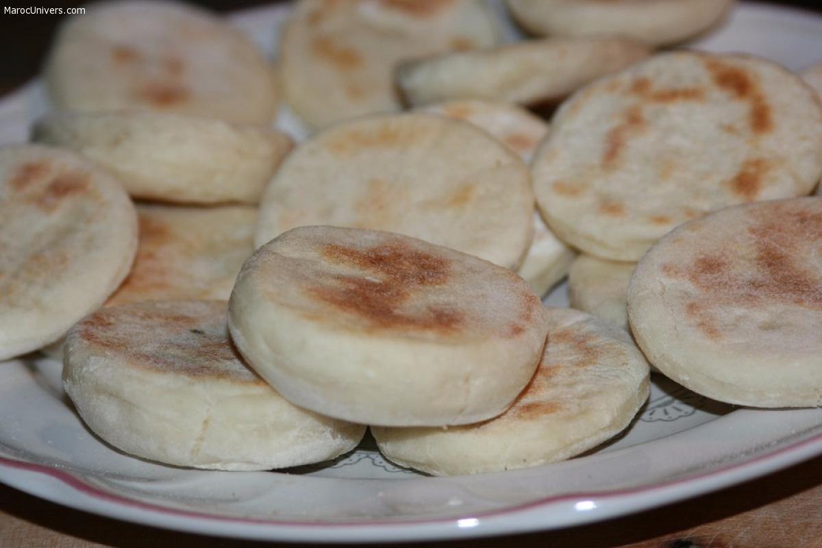 Batbout (Pain marocain)
