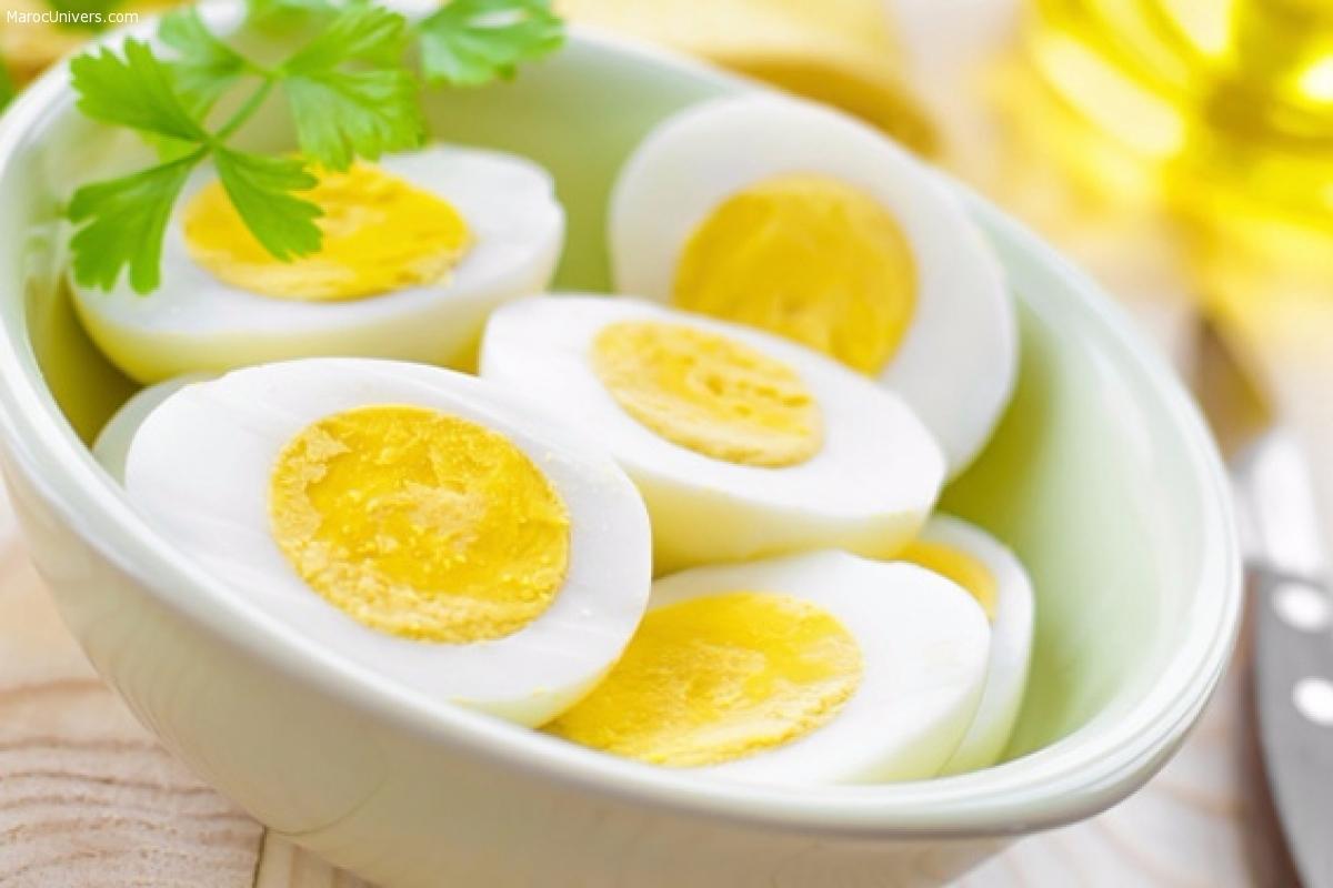 Comment préparer des excellents œufs cuits durs