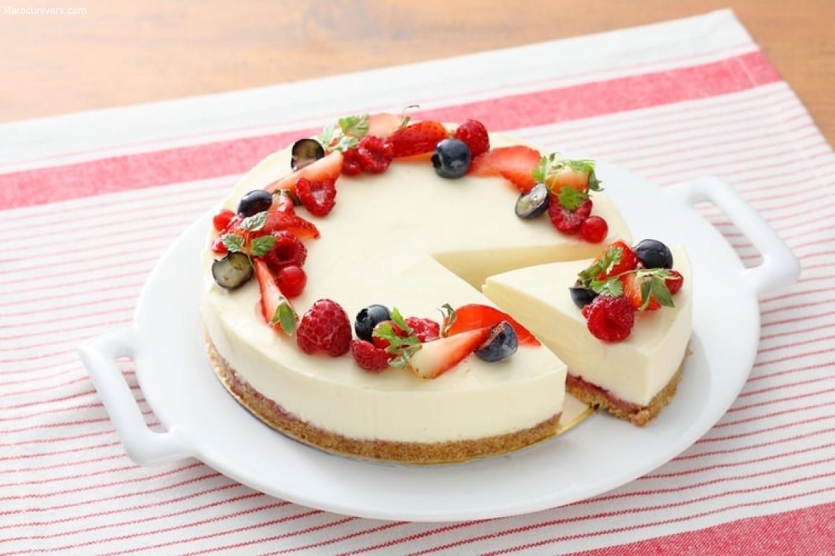 Kiri  Cheesecake