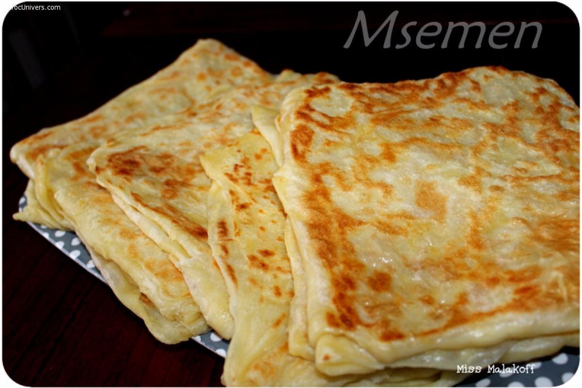 Msemmens ou Rghaif Marocaines