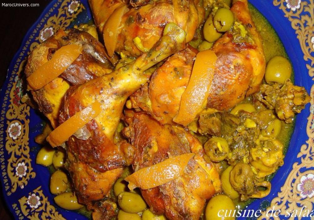 Poulet mhamar de mariage maroc cuisine et traditions for Aux beaux rivages la cuisine