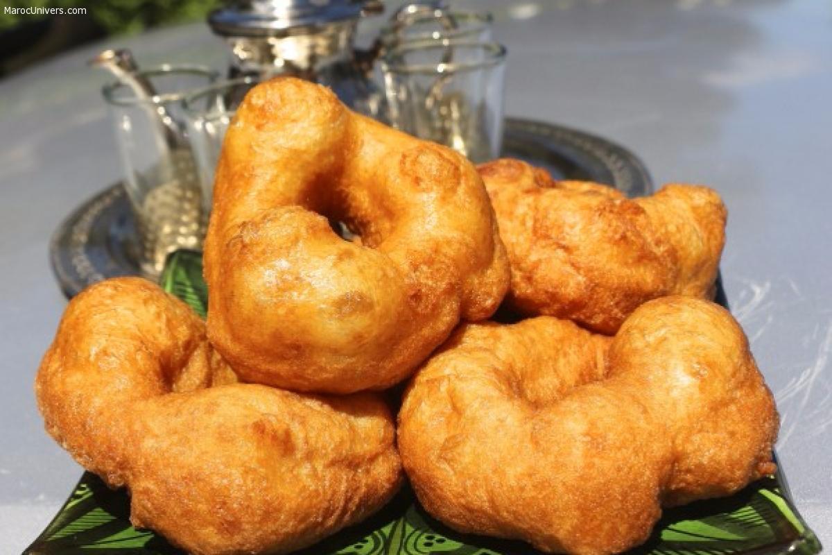 Sfenj beignets marocain
