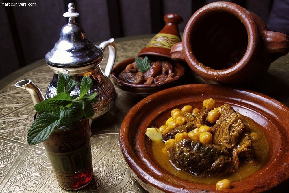 Tangia marocaine Marrakchia
