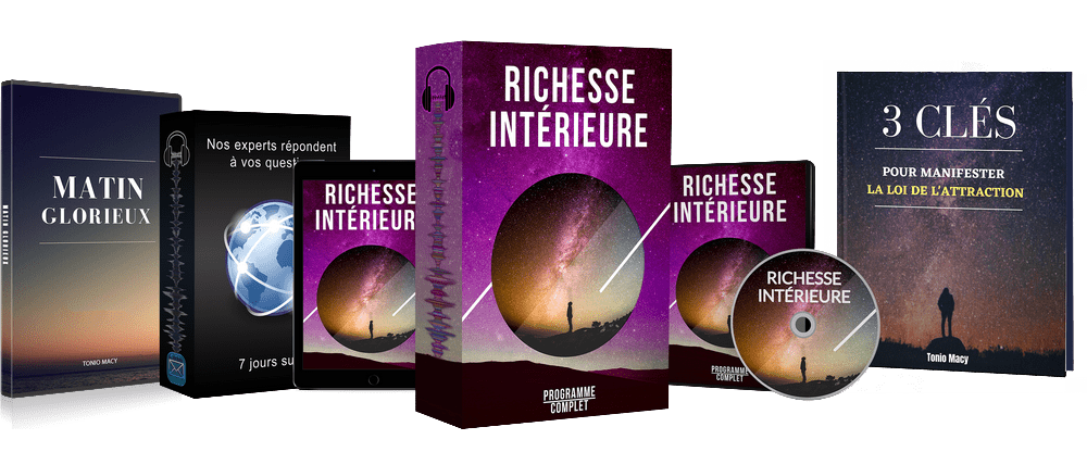 richesse interieure tonio macy