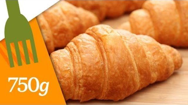 Recette des Croissants maison