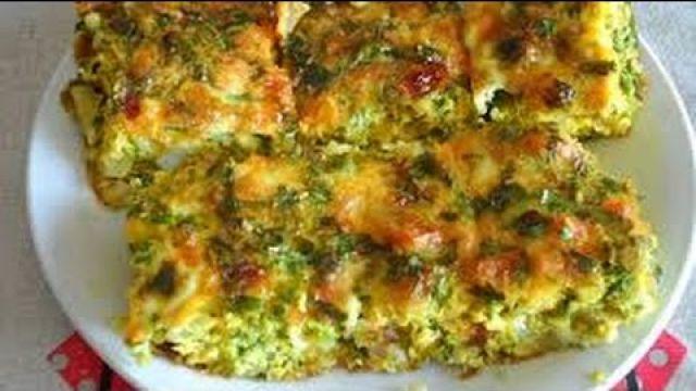 طريقة تحضير طاجين في الفرن, بطريقة سهلة وصحية - المطبخ التونسي - Tajine Tunisien