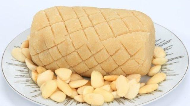 Choumicha : Pâte d'Amande pour les Gâteaux Marocains | شميشة : عجين اللوز لتحضير الحلويات المغربية