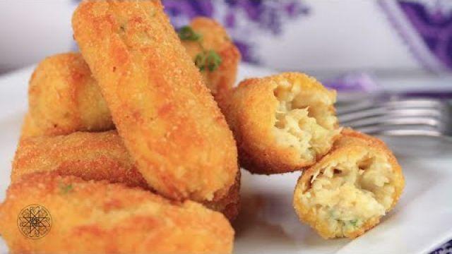 شميشة : أصابع مقرمشة بالبطاطس و الدجاج