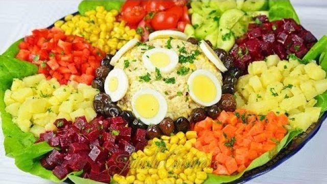 Salade marocaine la plus vue sur Youtube