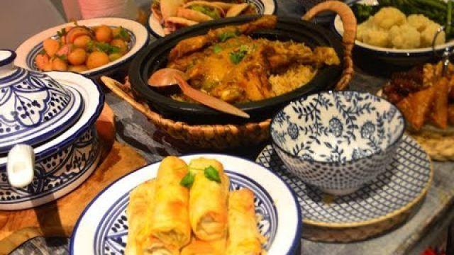 Préparer un Menu Ramadan Riche et Equilibré