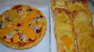 بريوش بالكريم باتسيير Brioche à la crème pâtissière