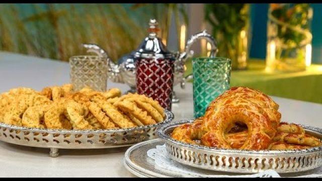 Choumicha : Kaak / Kaak Manqouch   شميشة : الكعك / الكعك المنقوش