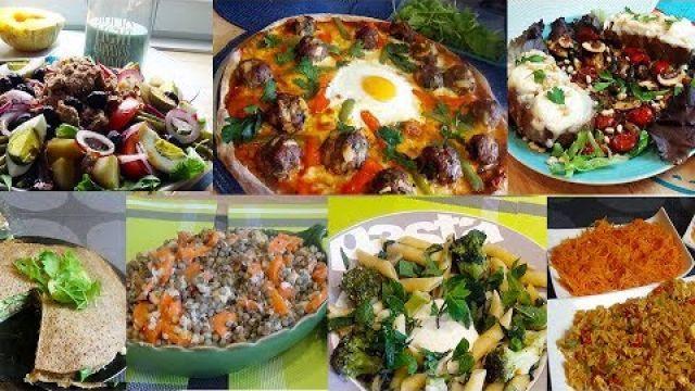 1 semaine de diner express pour femmes débordées