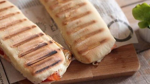 Pain panini facile ! / Panini Bread Recipe/ طريقة تحضير خبز البانيني جد سهلة