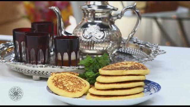 Choumicha : Harcha à la semoule façon pancake