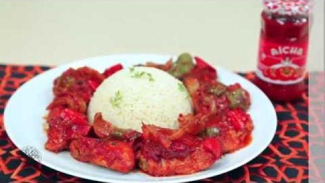 Choumicha : Cuisses de poulet façon chasseur | شميشة : أفخاذ الدجاج بصلصة الطماطم