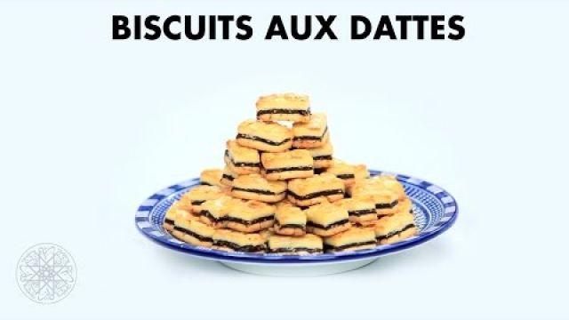 Choumicha : Biscuits aux Dattes | شميشة : بسكويت بالتمر