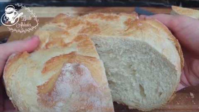 pain cocotte au thermomix bien aéré, et facile pour Ramadan