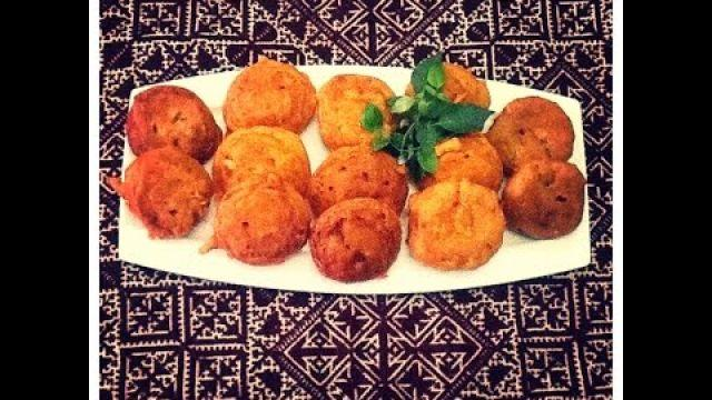 اعداد المعقودة بالبطاطس المغربية الرائعة مثل المطاعم Potato Patties/galette pomme de terre