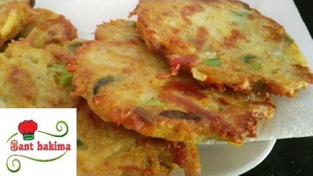 طريقة عمل أقراص بطاطس مقرمشة بالجبن شهية و سريعة التحضير