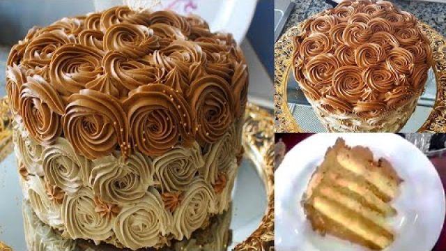 جديد في عالم الحلويات طورطة بمذاق الفقاص المغربي.تاسع عمل لاتحاد اليوتوبورز المغربيات لفن الطبخ