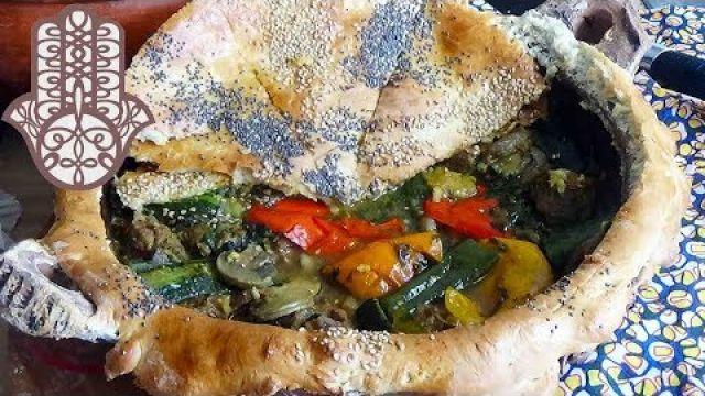 Tajine et son pain 2 en 1 idéale pour le ramadan