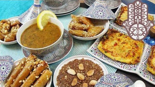 Harira diététique pour le ramadan