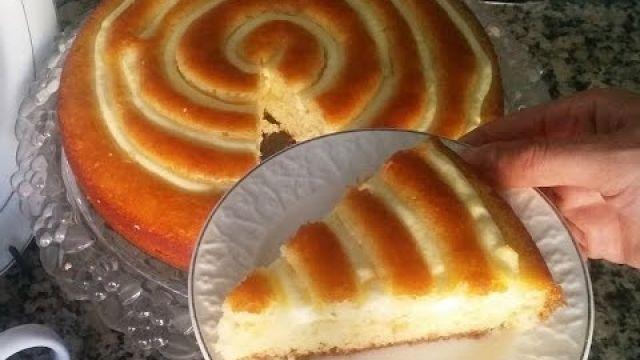 الكيكة الحلزونية مختلفة سريييعة التحضير و مذاق روووعة/cake escargot /