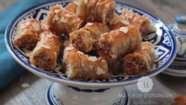 Baklawa rolls (Ramadan 2018)