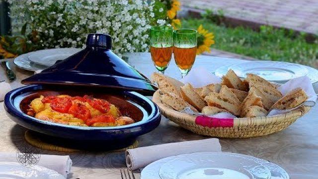 Choumicha : Tajine de poulet Maqfoul | شميشة : طاجين الدجاج مقفول