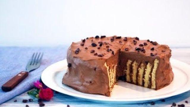 Chocolate Rolled Cake [EN]