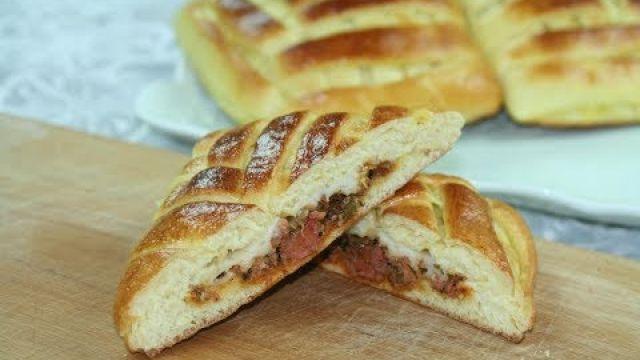 Brioches Farcies à la Viande (Ramadan )