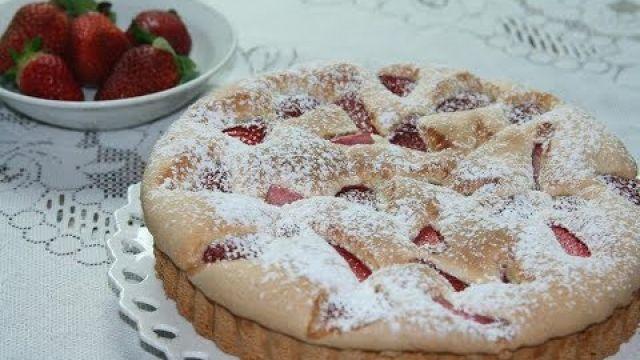 Gâteau aux FRAISES moelleux !