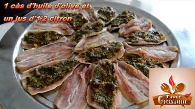 Sardine a la marocaine