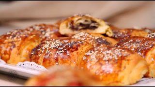 Choumicha : Petits pains sucrés et petits pains salés façon R'Ghaif