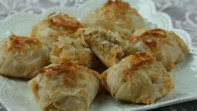 Mini Pastilla au Merlan (Ramadan)
