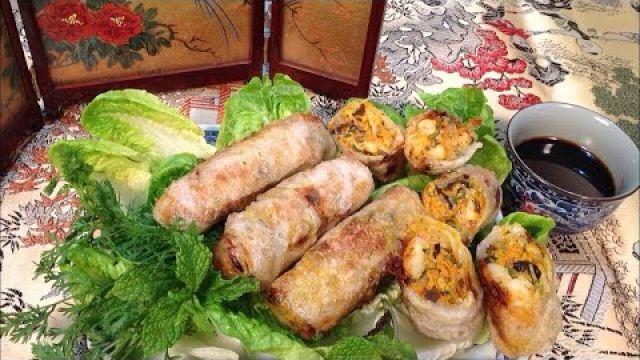 مملحات رمضان أروع و ألذ نيم أو بريوات بالكروڤيت و السمك مذاق هائل مثل المطاعم الأسيوية