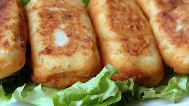 Croquettes de pommes de terre viande hachée /Ramadan 2018